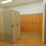 ロッカー室2